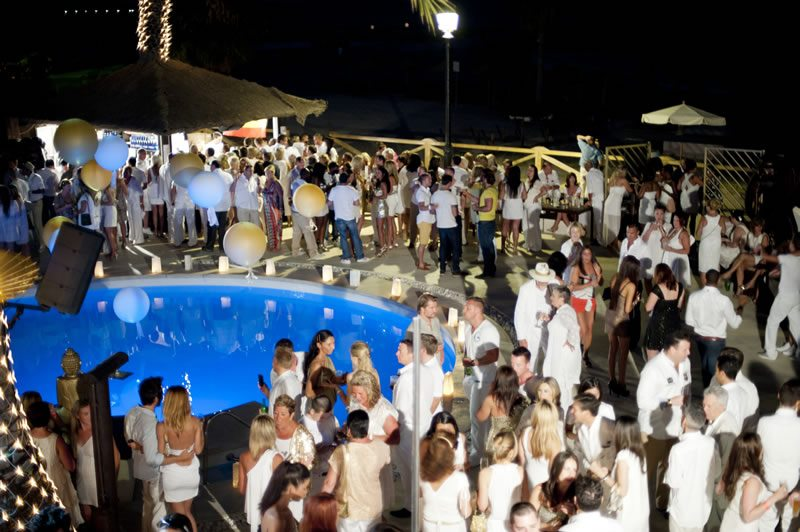 White & Gold Party 2012