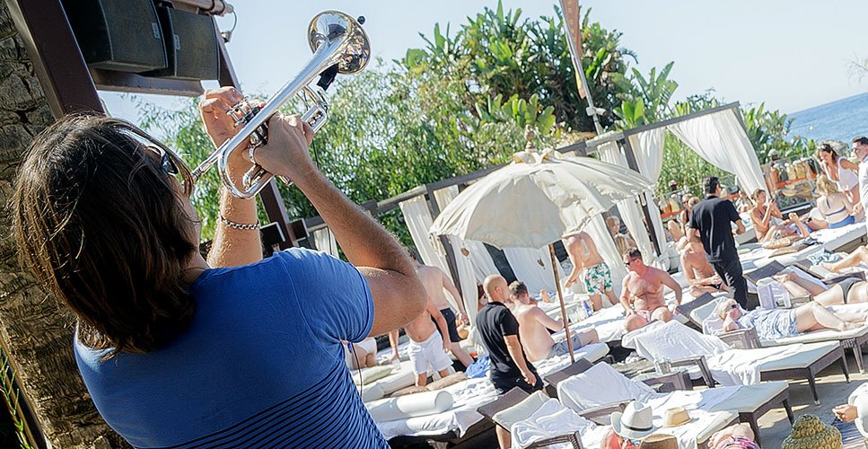La Sala by the Sea Marbella Summer Events Calendar