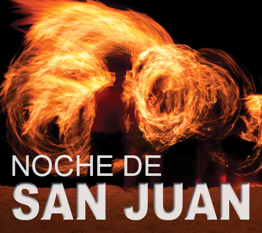 Noche de San Juan at La Sala by the Sea