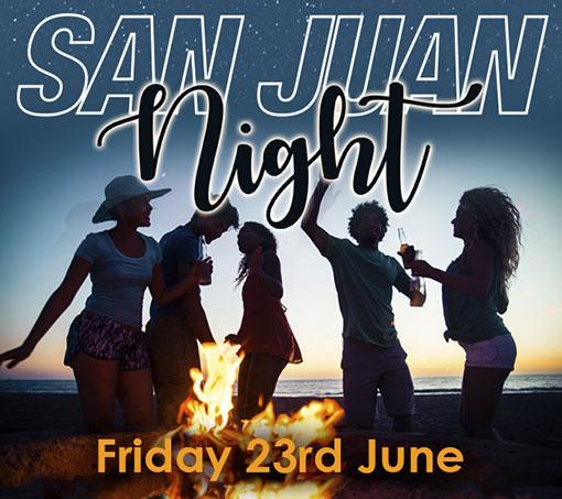 Noche de San Juan at La Sala by the Sea