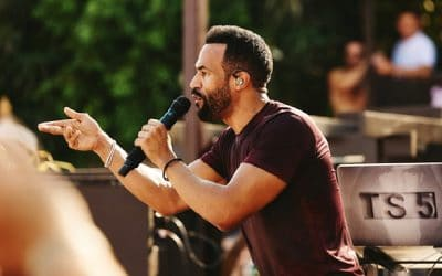 Craig David is back for a second year!