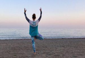Weekly Beach Yoga