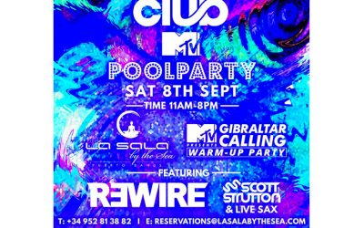 Club MTV Exclusive Pool Party at La Sala by the Sea