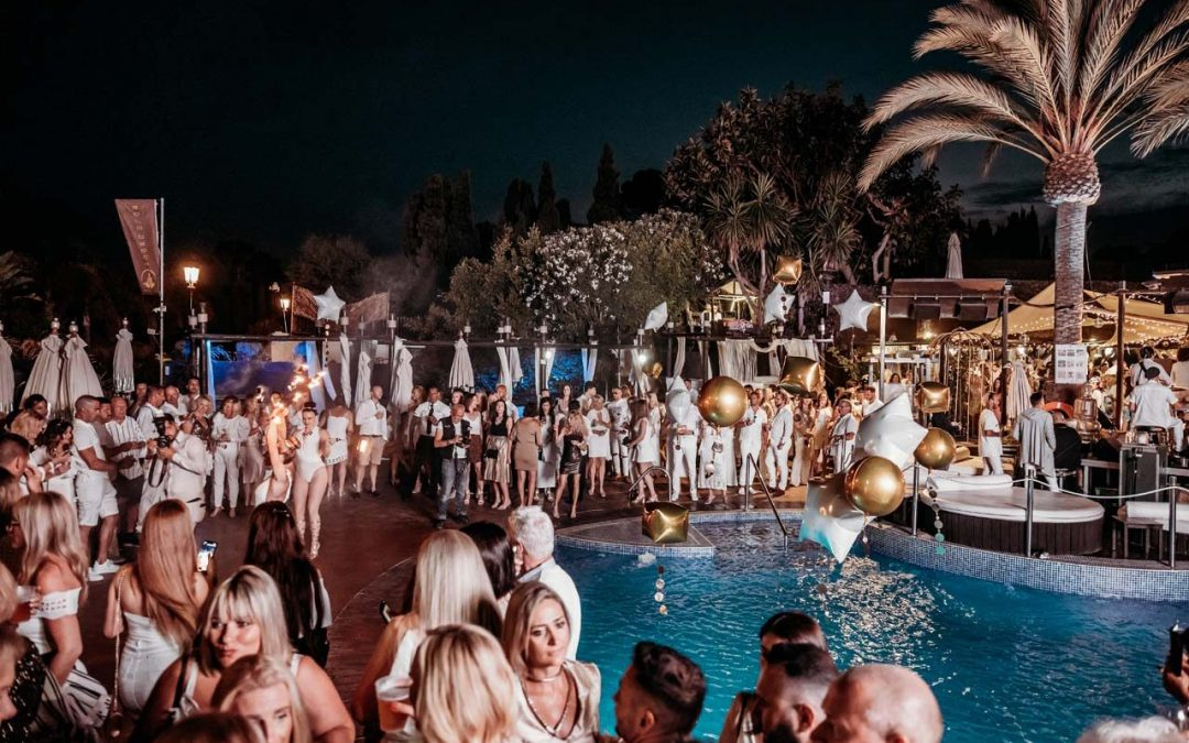 White & Gold Party 2019 launches summer in style!