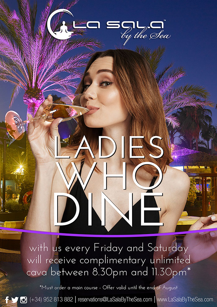 Ladies Who Dine at La Sala by the Sea