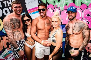 Marbella 'Born in the 90s' pool parties announced at La Sala by the Sea