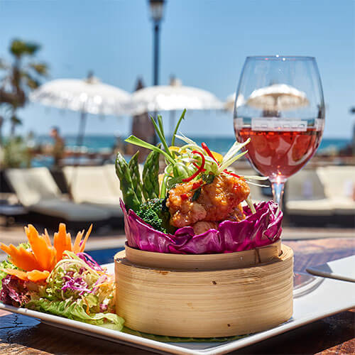 Beach Club & Restaurant Puerto Banus
