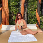 Real Housewives star in Marbella at La Sala by the Sea