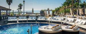 The best beach club in Marbella - La Sala by the Sea