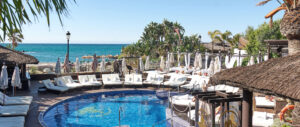 Number 1 Beach Club & Restaurant in Marbella