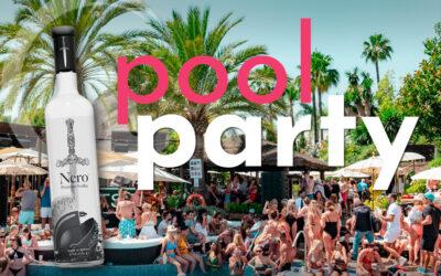 Nero Vodka pool party kickstarts Summer 2021
