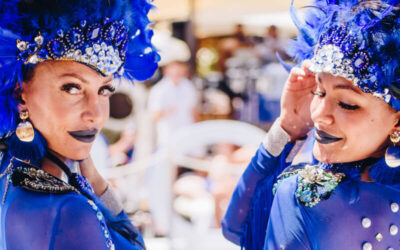 Le Bleu pool party take over Marbella!